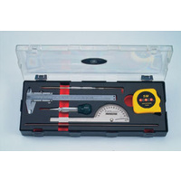 6pc Measuring Tool Set