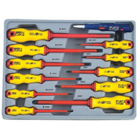 12pc Insulated Screwdriver Set