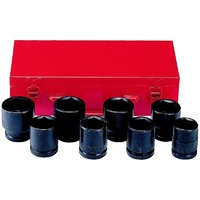"8pc 3/4"" Drive STD Impact Socket Set (Imperial)"
