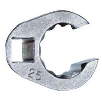 "1/2"" Drive Crowfoot Flare Nut Wrench 1.0"""