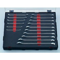 16pc Combination Wrench Set (Metric)