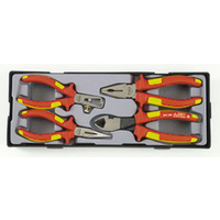 4pc Insulated Pliers Set