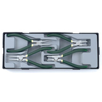 4pc Snap Ring / Circlip Pliers Set